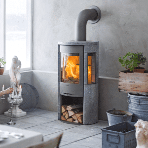 Contura 556T Style, Calido Logs and Stoves Stirling