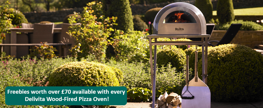 Pizza Oven Banner Image